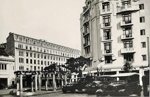 poze desktop Poze vechi Bucuresti, hotel Lido, 1231