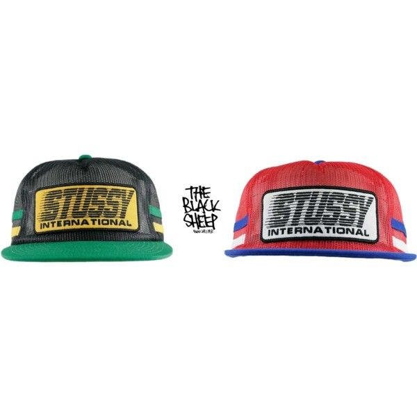Grab Your Stussy Clothing Here! by blacksheepstore on Polyvore