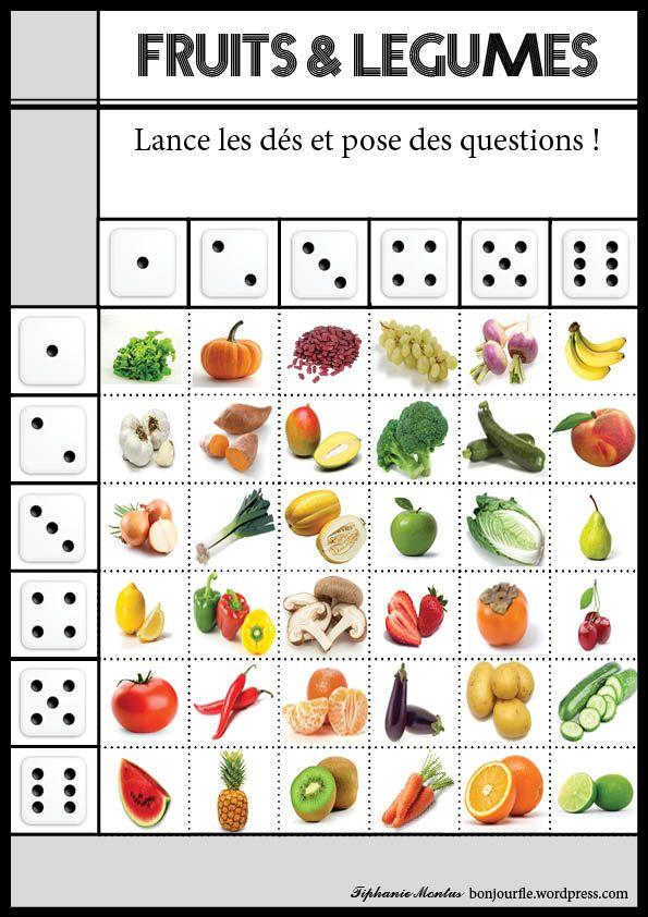 activités sur les légumes en maternelle - Recherche Google