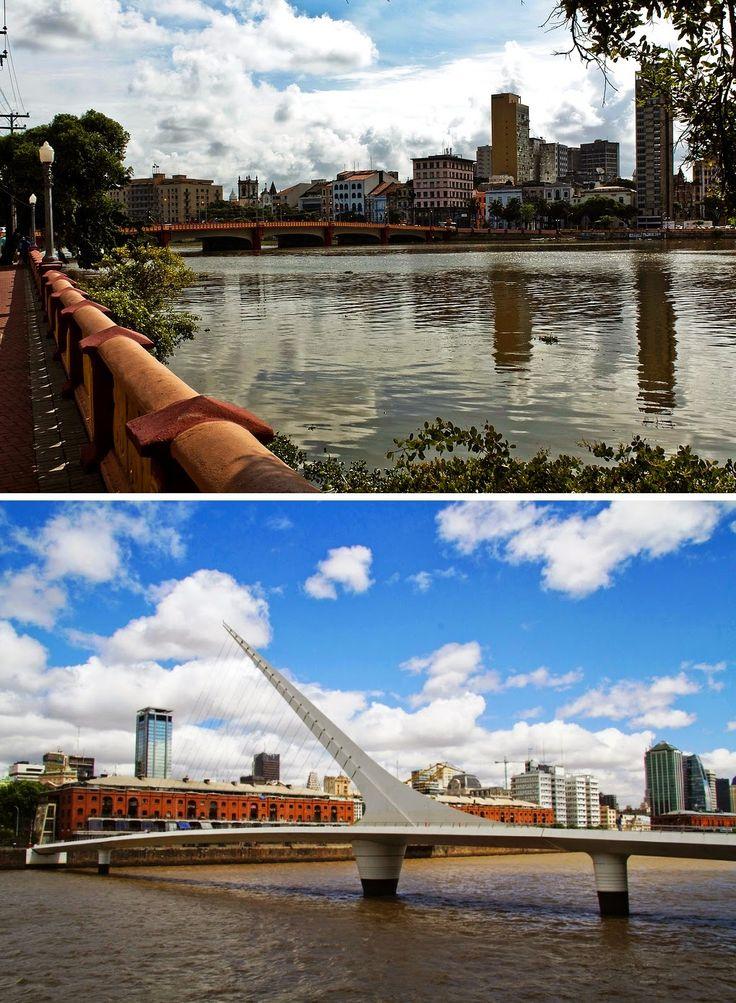 #DoFrevoaoTango: Voo direto Recife/Buenos Aires começa a operar | #Argentina #Pernambuco #TAM #viajar