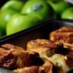 Humble Crumble - Cinnamon and apple rolls