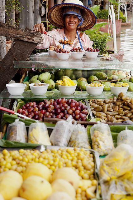 #Frescura de alimentos. #Pattaya, #Chonburi, Thailand