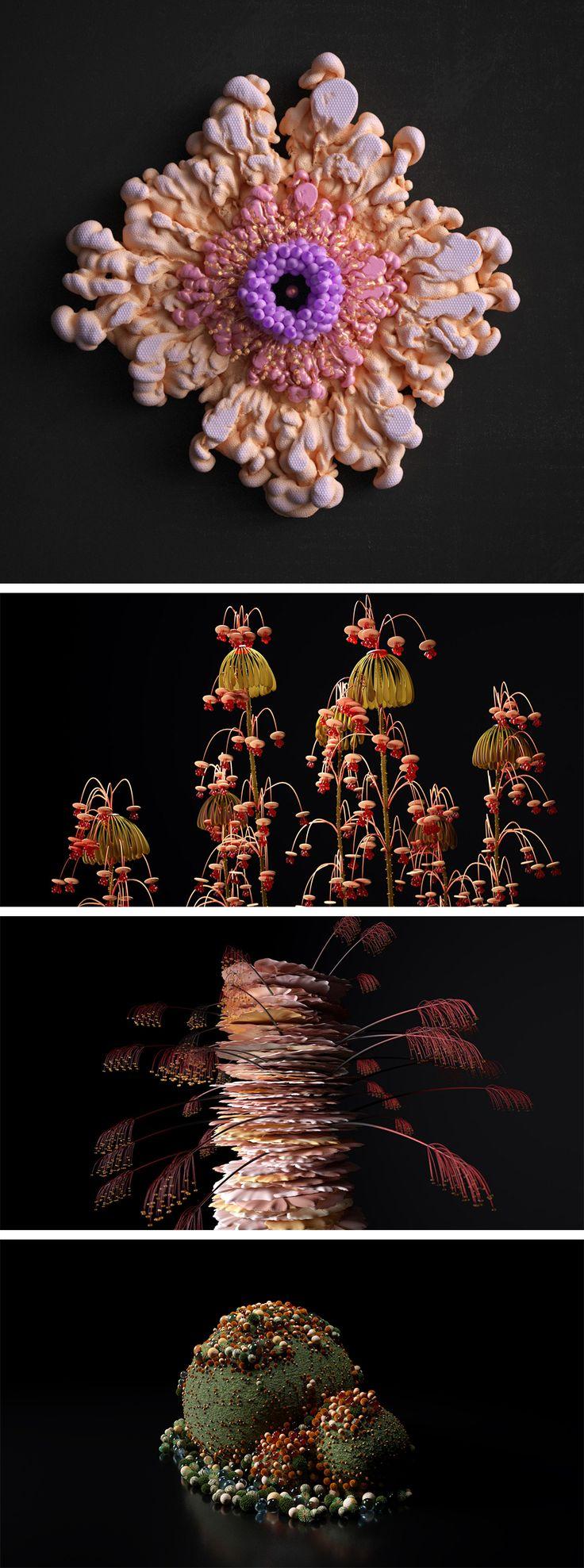 U0027Future Flowersu0027 Blossom In A Digital Collaboration Presented At Japanu0027s  Dazaifu Tenmangu Shrine. U0027