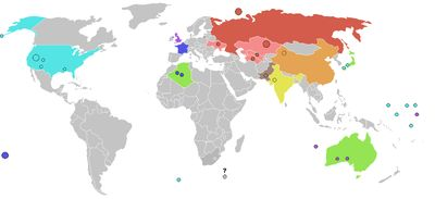 核実験の一覧 - Wikipedia