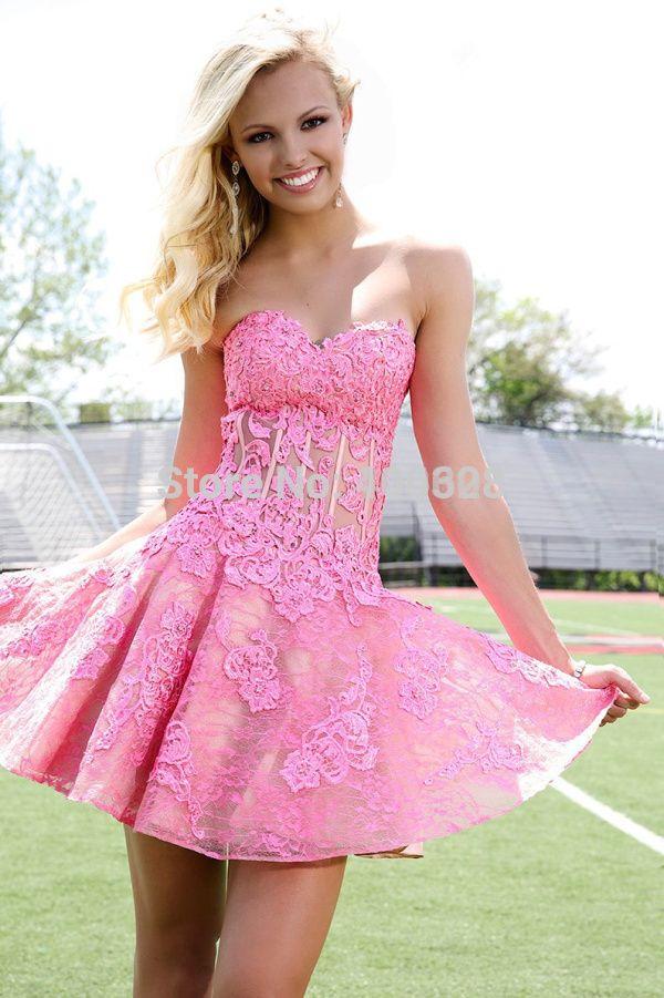 Mejores 9 imágenes de Party Dresses en Pinterest | Vestidos de ...