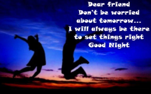 1000+ Ideas About Good Night Friends On Pinterest