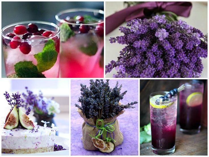 Десерты из цветов. Кулинарные рецепты для гурманов
