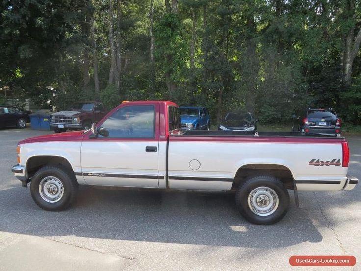 1988 Chevrolet Silverado 2500 #chevrolet #silverado2500 #forsale #canada