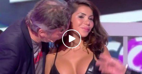 [VIDEO] ABUSO SESSUALE in diretta TV