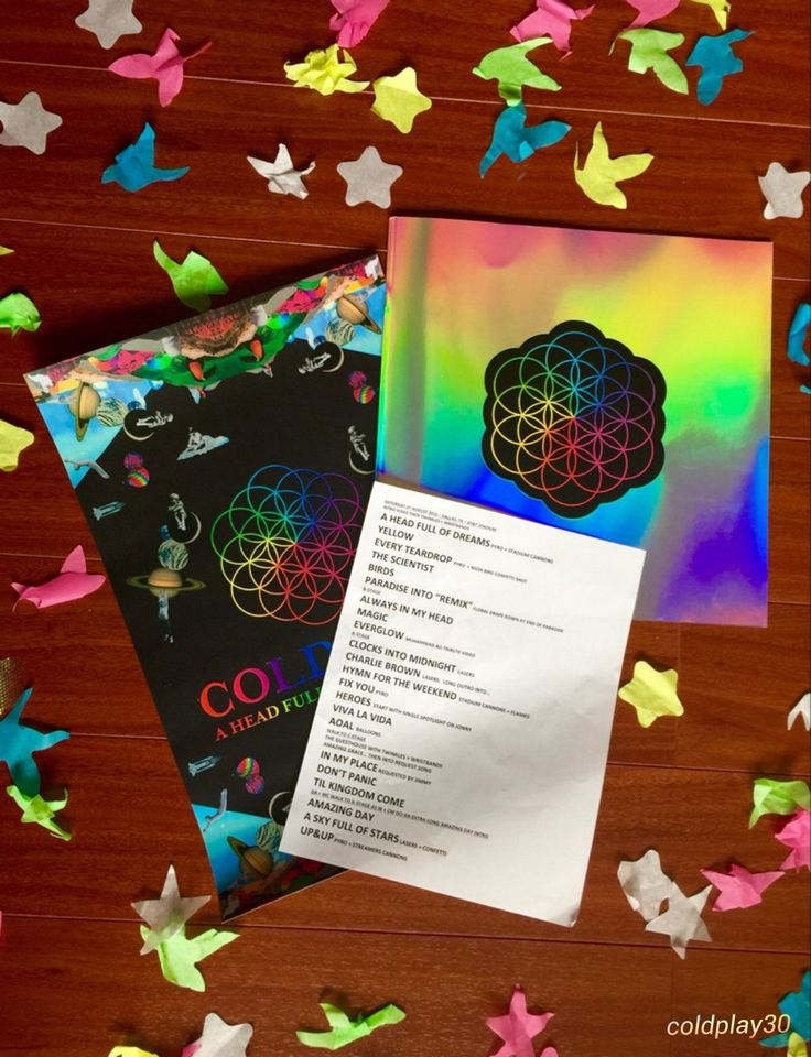 Coldplay30 : Photo