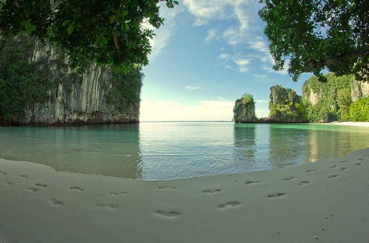 Ocean Cove, Krabi Province, Thailand