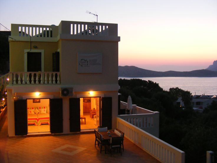 Nera Apartment - A spacious Apartment with a huge veranda with panoramic views !