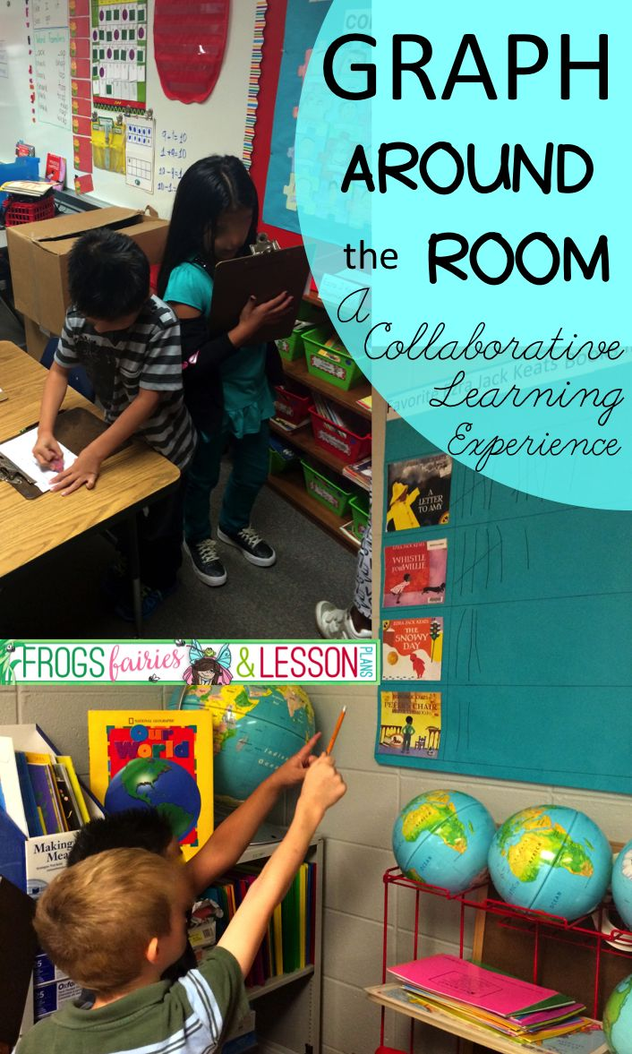 A Graphing Activity for working together and moving around! Give this Collaborative Learning experience a try!