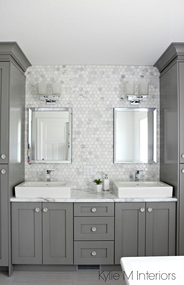 25 best ideas about double sink vanity on pinterest - Bathroom vanities for small bathrooms ...