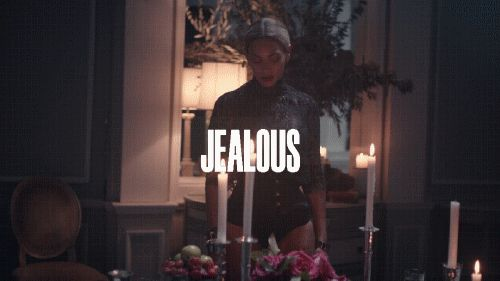 #JEALOUS ║If you keeping your promise, I'm keeping my word Oh I'm jealous║