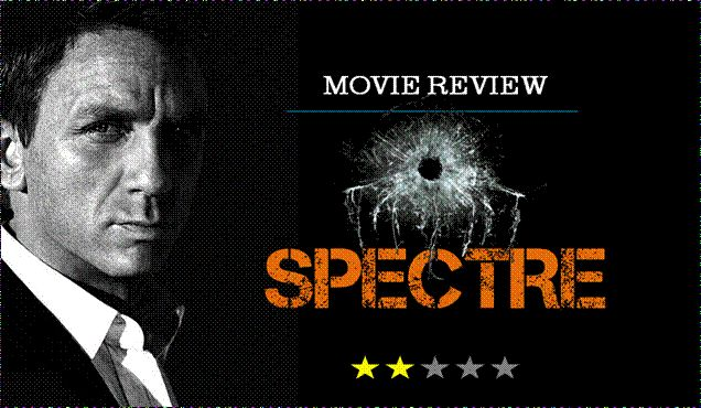 [Movie Review] Spectre: This Bond Movie Doesn't Bond With You Like The Previous Ones