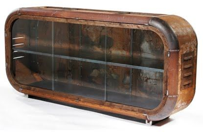 Love this … it's reworked metal.  Steampunk furniture – Bing Images