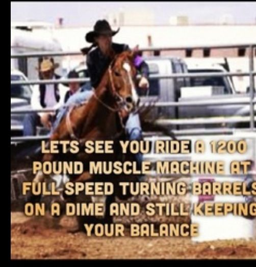 barrel racing quotes tumblr - photo #49