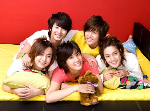 Ss501 Members | together - SS501 Photo (31244907) - Fanpop fanclubs