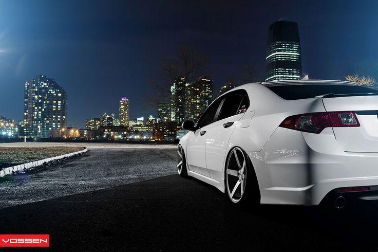 Vossen Wheels - Acura TSX - Vossen CV3R