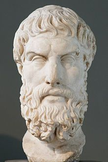 """Epicurus - """"Is God willing to prevent evil, but not able? Then he is impotent. Is he able, but not willing? Then he is malevolent. Is he both able and willing? Then whence cometh evil? Is he neither able nor willing? Then why call him God?"""""""