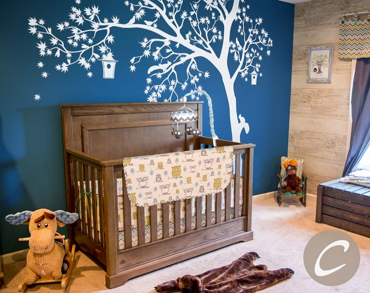 ... Charming Giant Wall Stickers For Nursery Idea