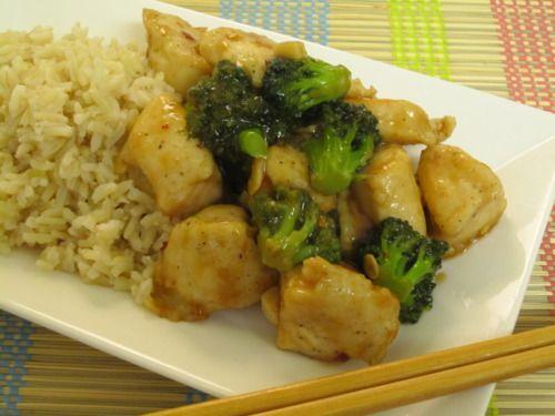 Lighter General Tso's Chicken Food Recipes, Asian Foods, Chicken ...