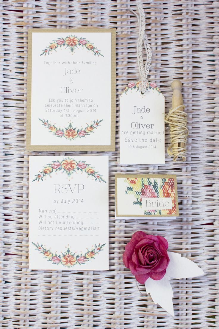 Boho inspired designs by Paper Wedding. www.paperwedding.co.uk Photographs by Michelle Huggleston Photography.