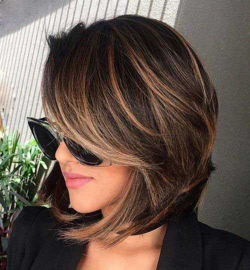 35+ New Bob Cuts | Bob Hairstyles 2015 – Short Hairstyles for Women