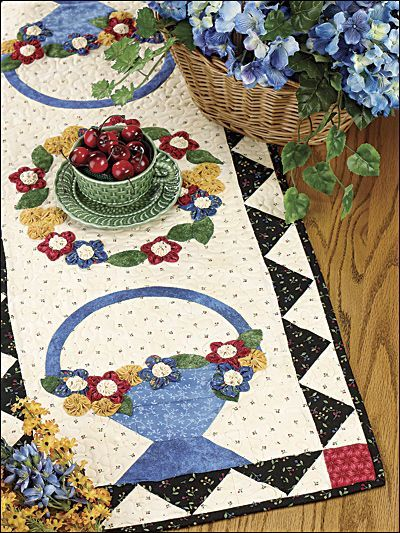 e-PatternsCentral.com - Table Runners & Quilts