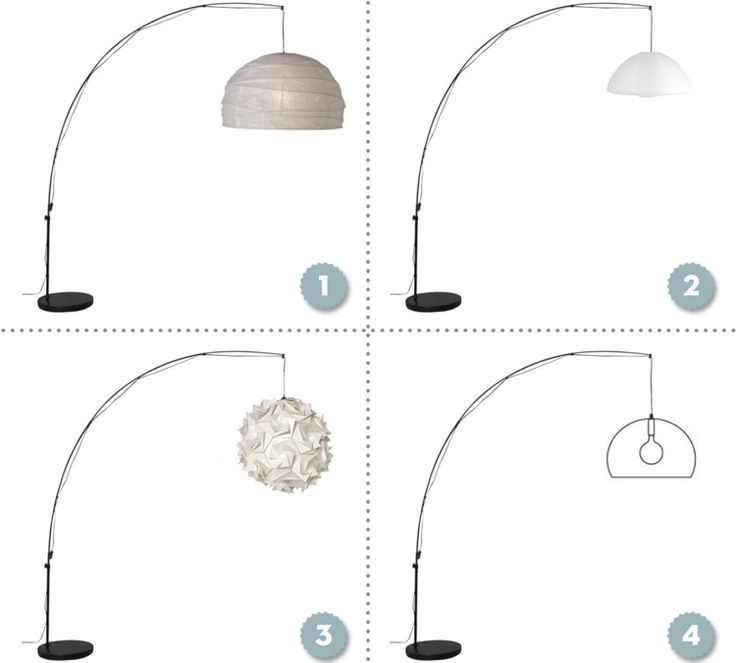 regolit-hack.jpg (750×676) This is from ikea and its only $50 and provides the option to change the lamp shape, thoughts? http://www.ikea.com/us/en/catalog/products/60103854/