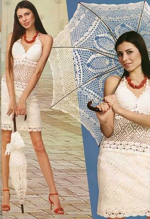 Duplet Special Release Summer Is Perfect 2 Russian crochet patterns