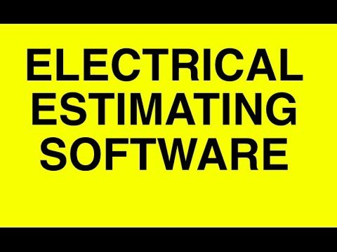 BEST Electrical Estimating Software - Download PlanSwift FREE Trial for Electrical Estimating