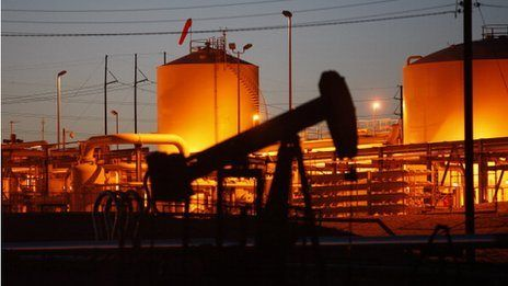 Crude Oil Prices Hit four-year low after Saudi Arabia Price Cut