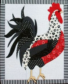 Amazon.com: Artsi2 A2ROOST Rooster Wall Hanging Kit: Arts, Crafts & Sewing