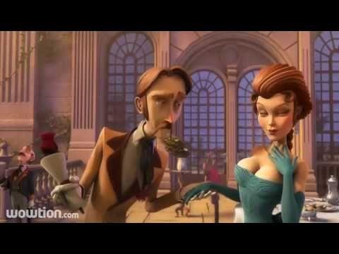Blur Studio Gentleman's Duel - 3D short animation film