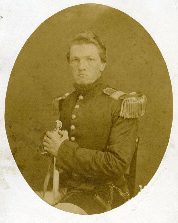 John Renwick Enlisted In May 1861 The 3rd Louisiana