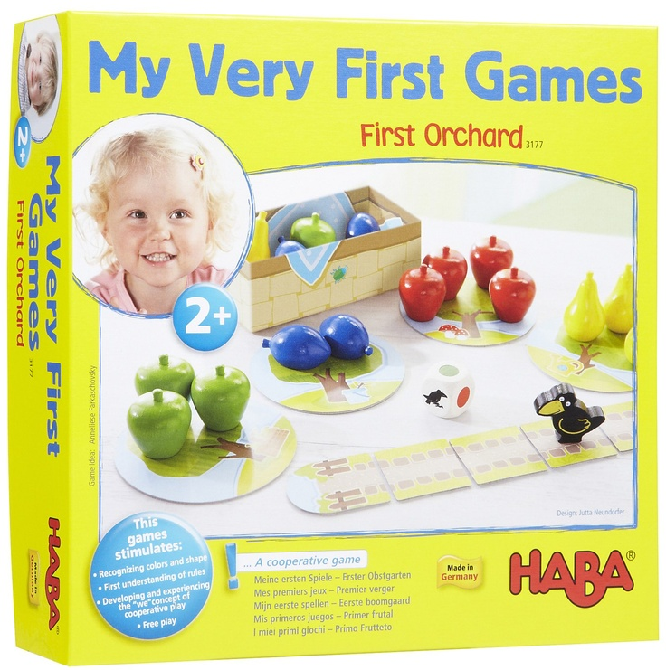 Haba My very first games - My First Orchard -