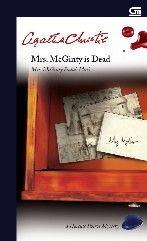 Mata Bukuen: Agatha Christie: Mrs. McGinty is Dead (Mrs. McGint...