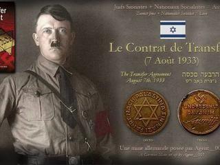 """""""Le Contrat de Transfert"""": Hitler a Co-Fondé Israël en 1933 avec les Juifs Sionistes (documentaire VOSTF) - internationalnews"""