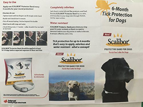 Scalibor Collar Protector Band for Dogs 3 Pack ** Read more info by clicking the link on the image.