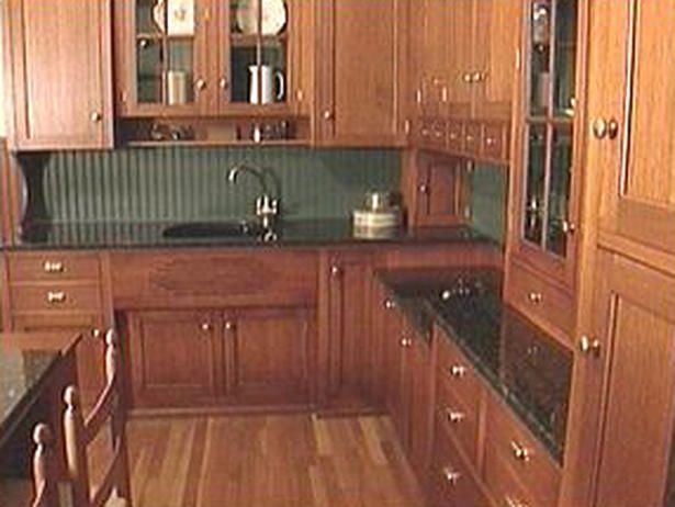hickory shaker style kitchen cabinets hickory cabinets with bead board panel images my 7027