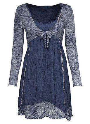 color block long sleeve above knee x line dress refashion