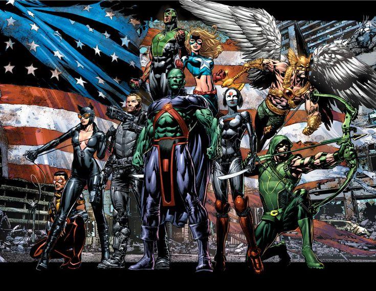 JUSTICE LEAGUE OF AMERICA 2013Graphics Novels, America, Comics Book, Martian Manhunter, Dc Comics, Justiceleague, Green Arrows, Justice League, David Finch
