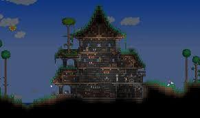 Bildergebnis für terraria house