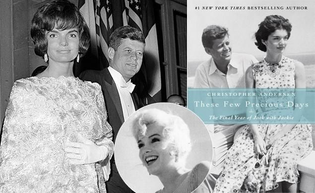 Marilyn Monroe called Jackie Kennedy and confessed she was having an affair with JFK