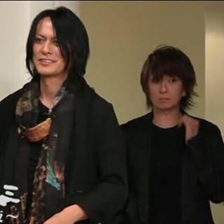 魔王と天使。前髪かわわな今井寿。櫻井敦司。
