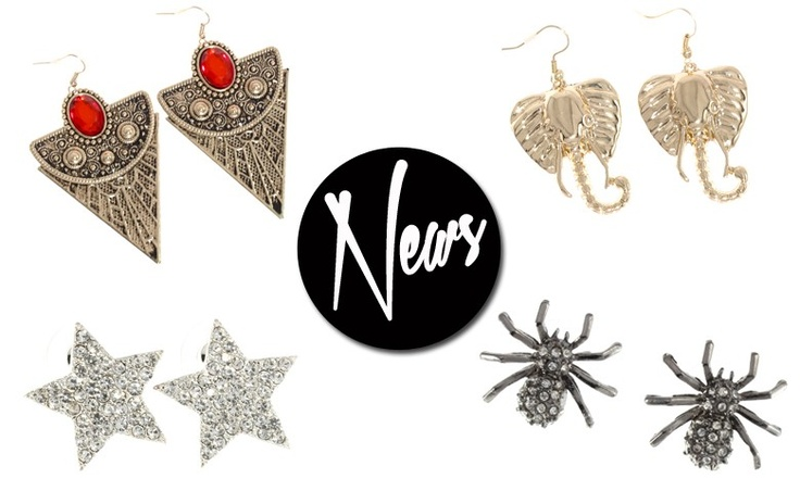 New jewellery in store now!