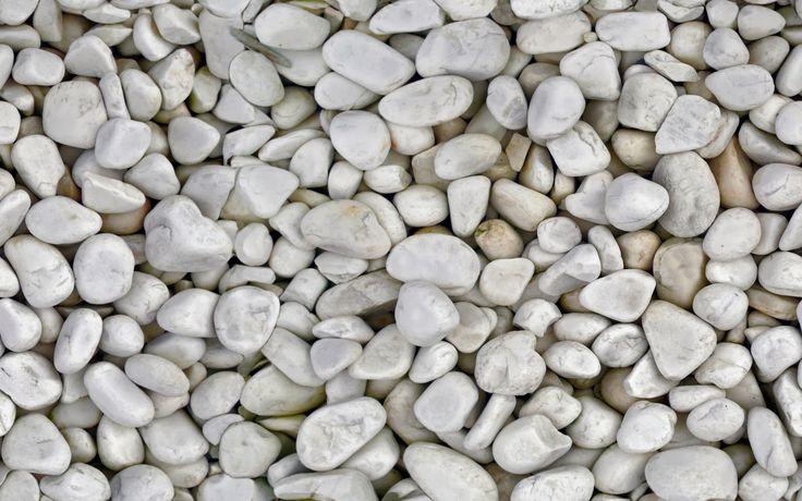 Tileable White Pebbles Texture + (Maps) | texturise