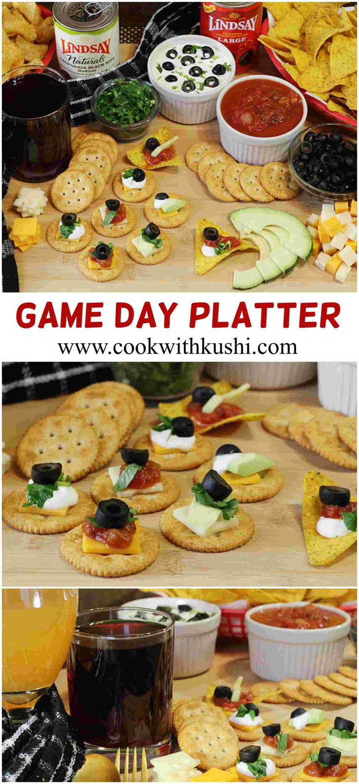 Game Day Platter is a quick and easy to make appetizer and a true crowd favorite specially during football and basketball season.  @lindsayolives  #TeamLindsay #GameDayMoment #bhgfood #buzzfeedfood #feedeed #appetizer #fingerfood #snack #dip #recipe #starter #holiday